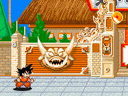 Click to Play Dragon Ball Z: Goku Jump