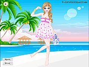 Click to Play Dress Up Bikini Girl