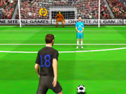 Click to Play Euro Free Kick 2012