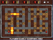 Click to Play Fire and Bombs 2