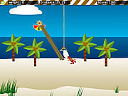 Click to Play Fowl Throw