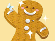 Click to Play Gingerbread Men Cookies