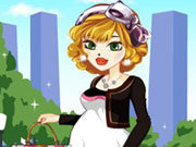Click to Play Gorgeous Mom To Be
