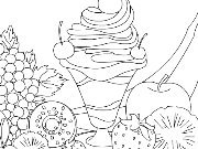 Click to Play Ice-Cream Sundae Coloring