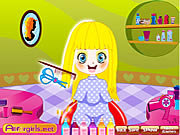 Click to Play Little Cutie Hairdo