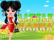 Click to Play Little Hanna