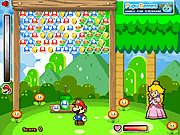 Click to Play Mario Fruit Bubbles