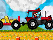 Click to Play Mario Tractor 2013