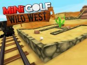Click to Play Mini Golf Wild West
