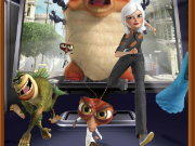 Click to Play Monsters vs Aliens Similarities