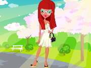 Click to Play Nervous Date Dress Up