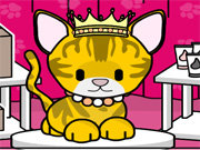 Click to Play Pet Salon Kitty Care