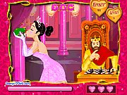 Click to Play Princess Kiss