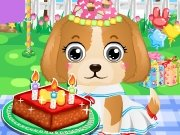 Click to Play Puppy Birthday Party
