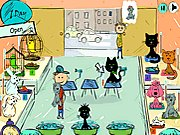 Click to Play Purrfect Pet Shop