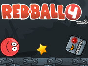 Click to Play Red Ball 4 Volume 3