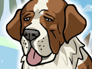Click to Play Rescue Dog