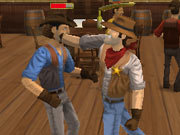 Click to Play Saloon Brawl