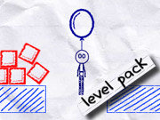 Click to Play Save the Dummy Levels Pack