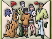 Click to Play Scooby Doo Patch the Pixels
