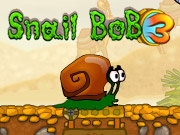 Click to Play Snail Bob 3