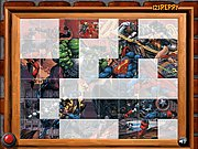 Click to Play Sort My Tiles Marvel vs DC