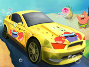 Click to Play Spongebob Speed Car Racing 2