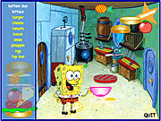 Click to Play Spongebob Squarepants - Burger Bonanza