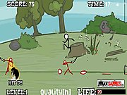 Click to Play Stick Smasher