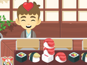 Click to Play Sushi Chef
