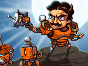 Click to Play Tesla: War of Currents